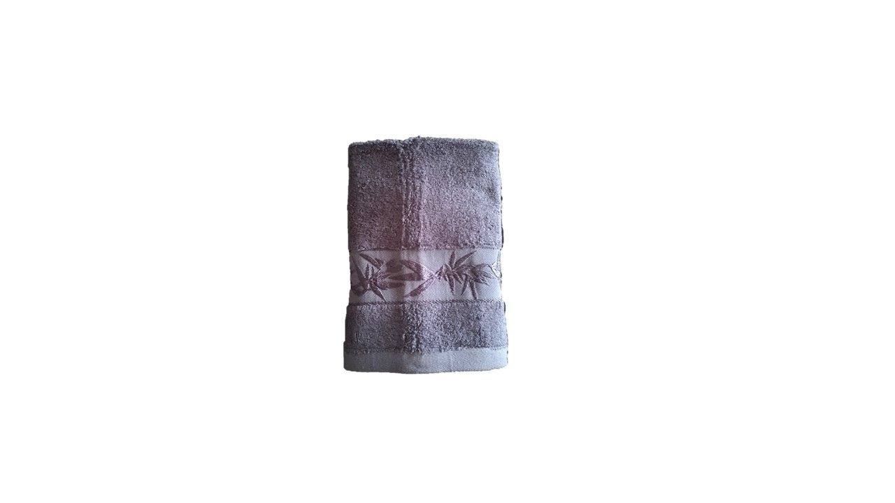 Ručník Hanoi - tm. šedá 50x100 cm