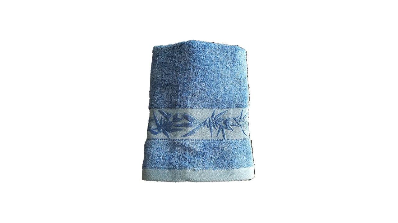 Ručník Hanoi – tm. modrá 50×100 cm