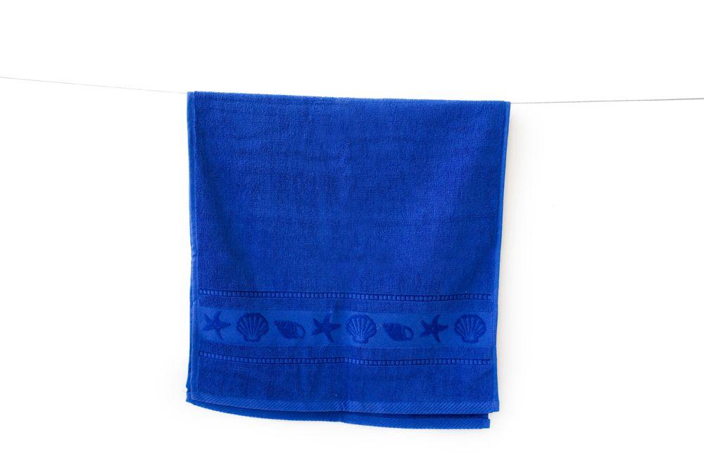 Ručník BALT - 50x100 kr.modrá 460g/m2
