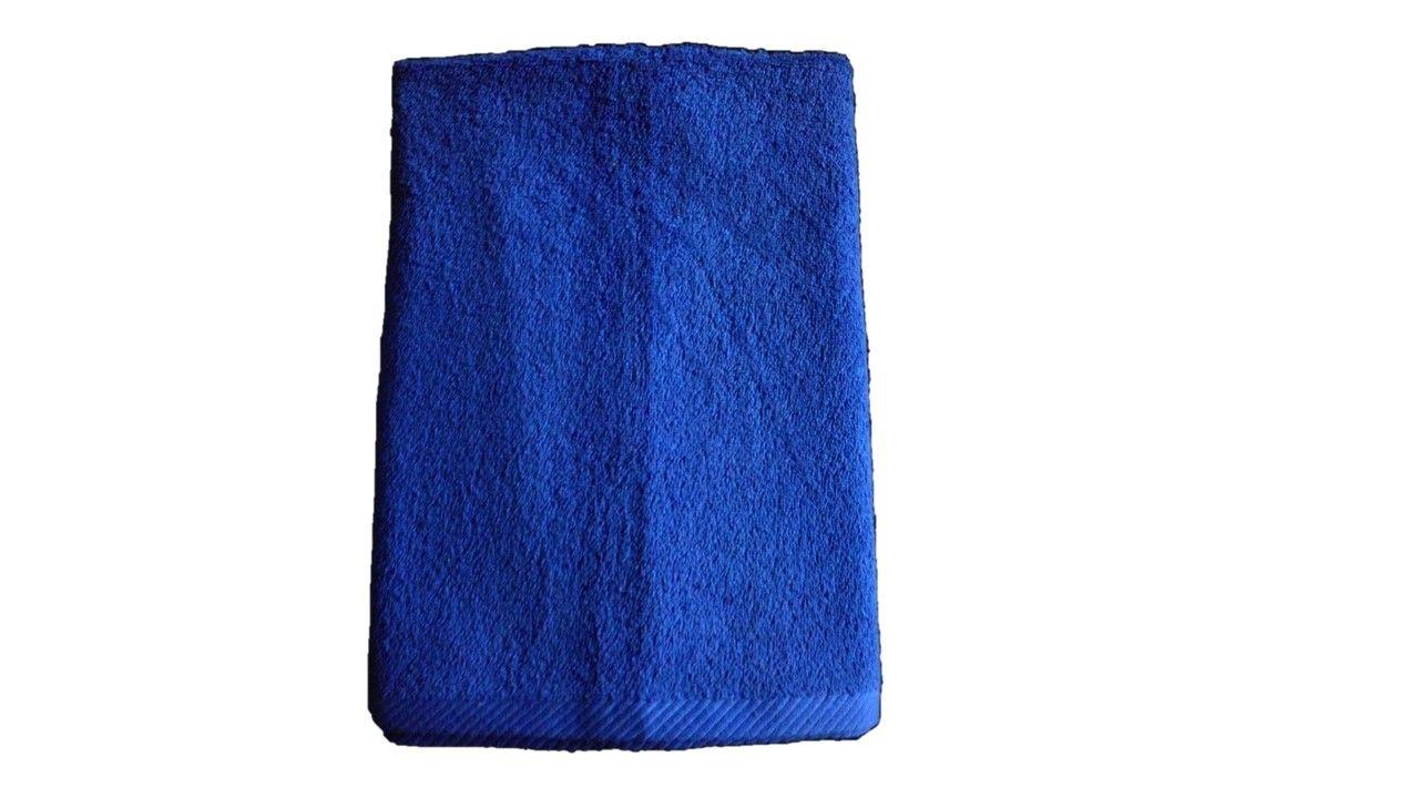 Ručník Unica - 50x100 tm.modra