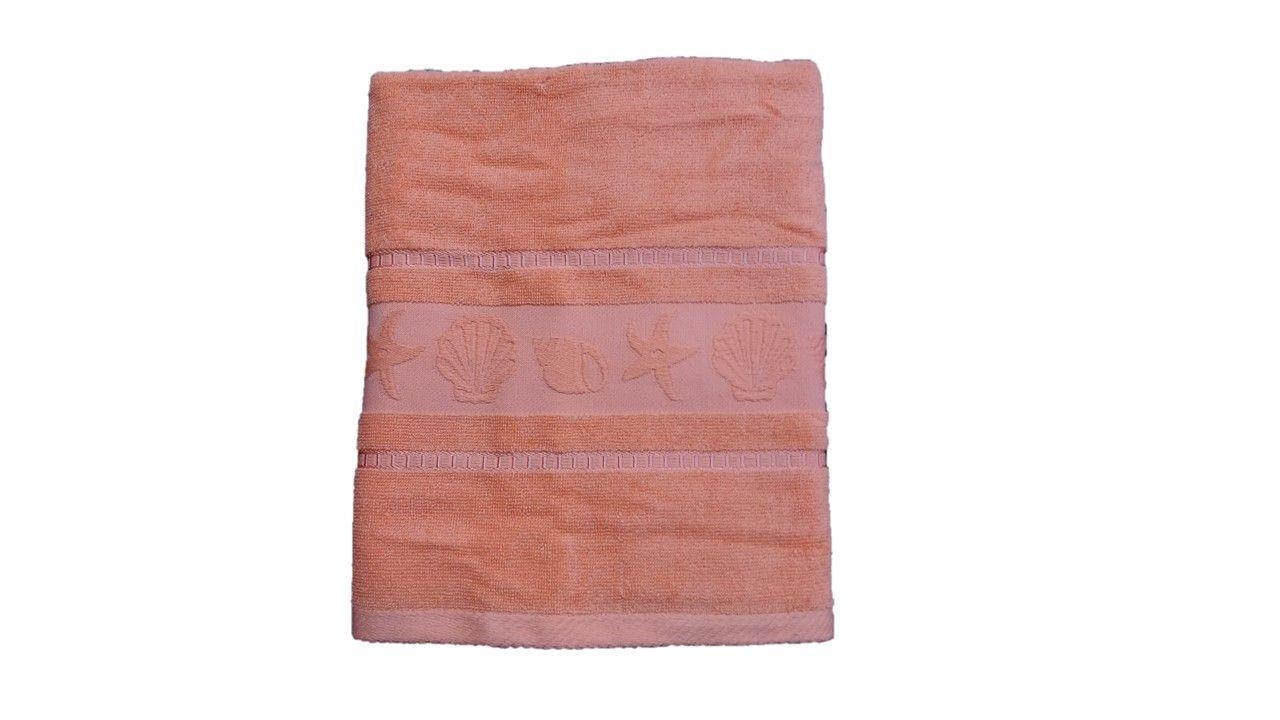 Osuška BALT – 70×140 losos 450g/m2