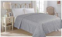 Přehoz přes postel ALFA ŠEDÁ 220 x 240 cm