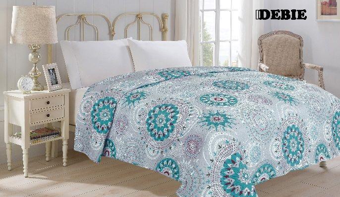 Přehoz přes postel Debie 220 x 240 cm