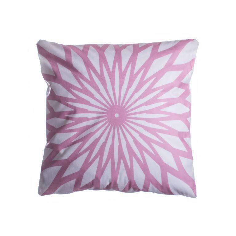 Povlak na polštář Pink kolekce, 45 x 45 cm