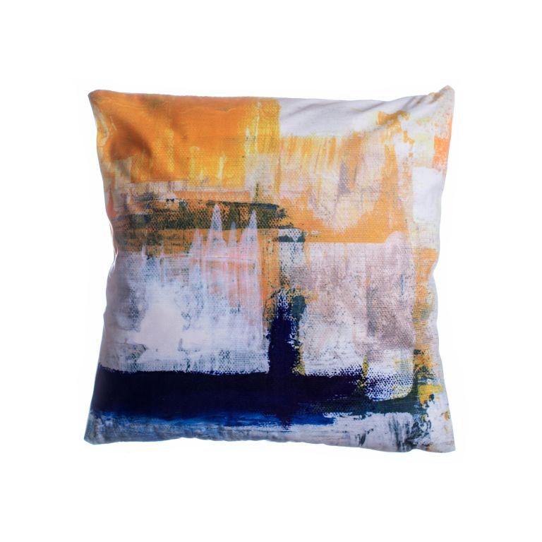 Povlak na polštář Abstract kolekce, 45 x 45 cm