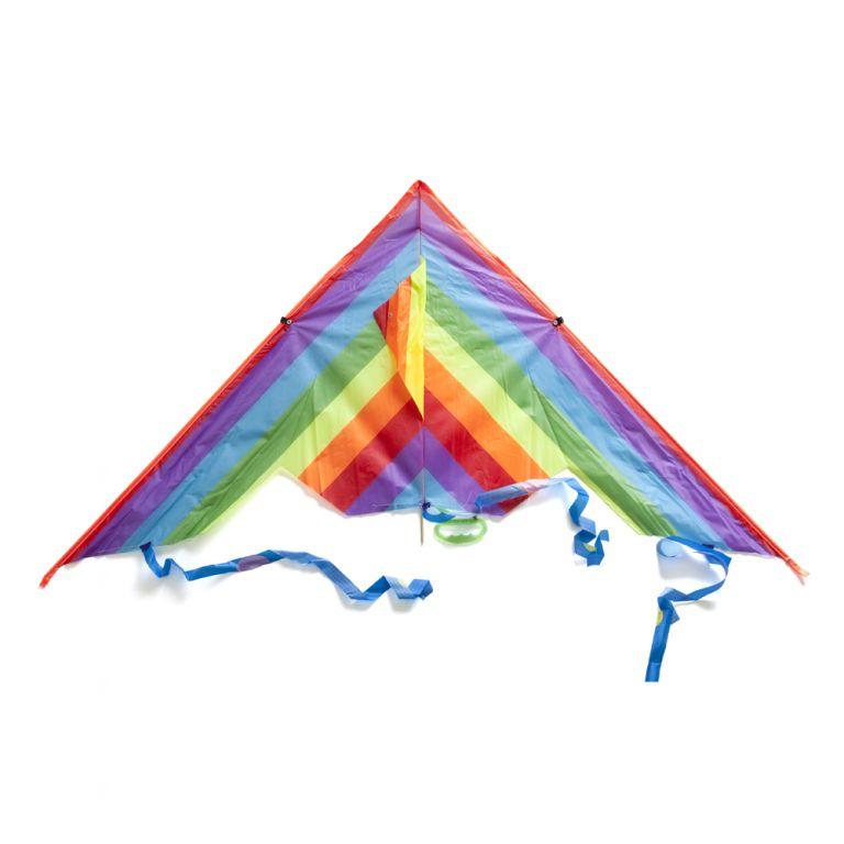 Létající drak 49 x 24 cm - DUHA