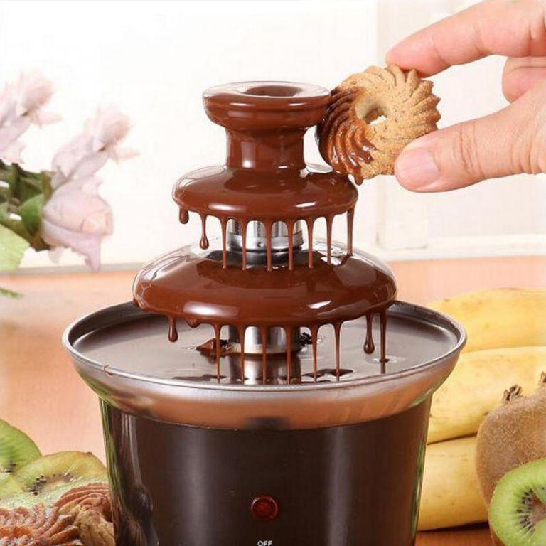 Čokoládová fontána 22 cm