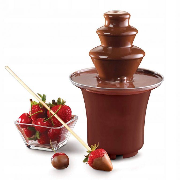 Čokoládová fontána – 40 cm