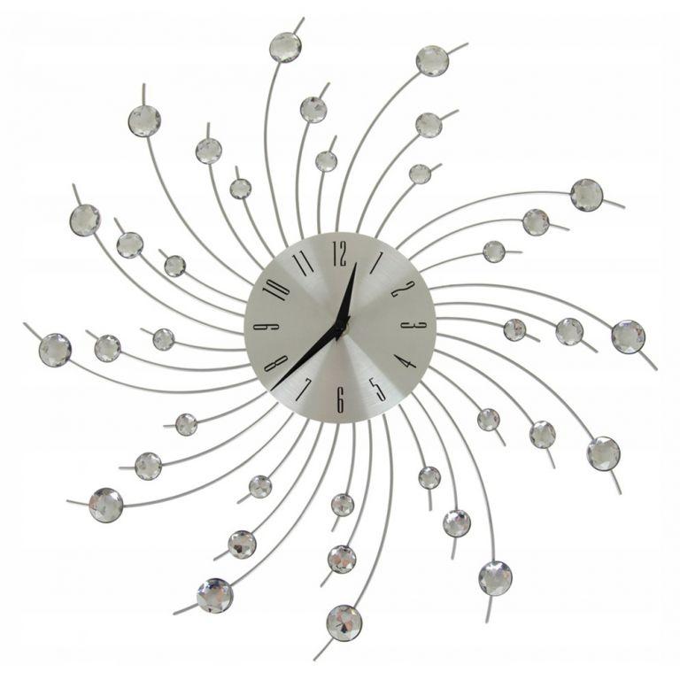 Nástěnné hodiny Aurora - 50 cm