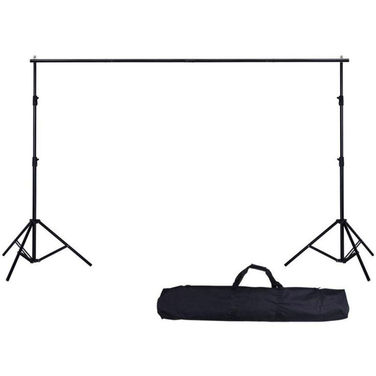 Konstrukce na uchycení fotopozadí 210 cm