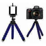 Flexibilní mini stativ pro telefon i fotoaparát