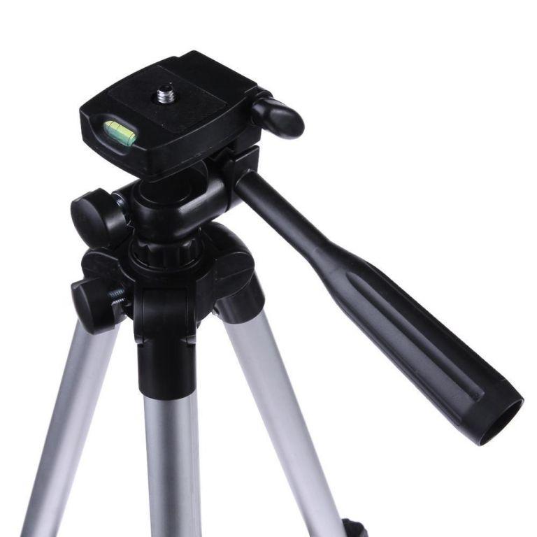 Stativ s dálkovým ovládáním a držákem na telefon – 103 cm