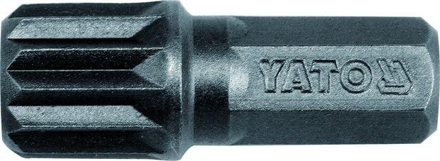 Bit vícezubý 8 mm M12 x 30 mm 20 ks