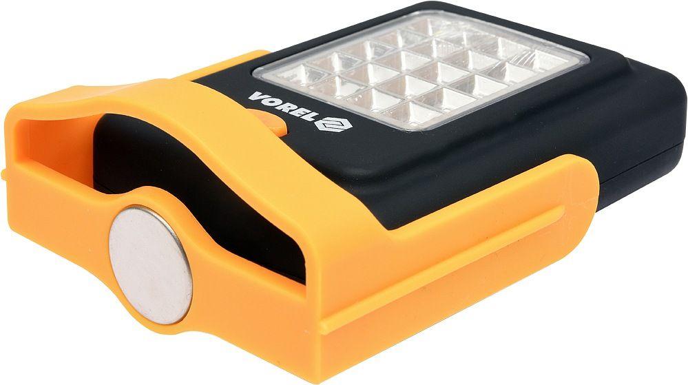 Otočná LED svítilna - 20 + 3  SMD