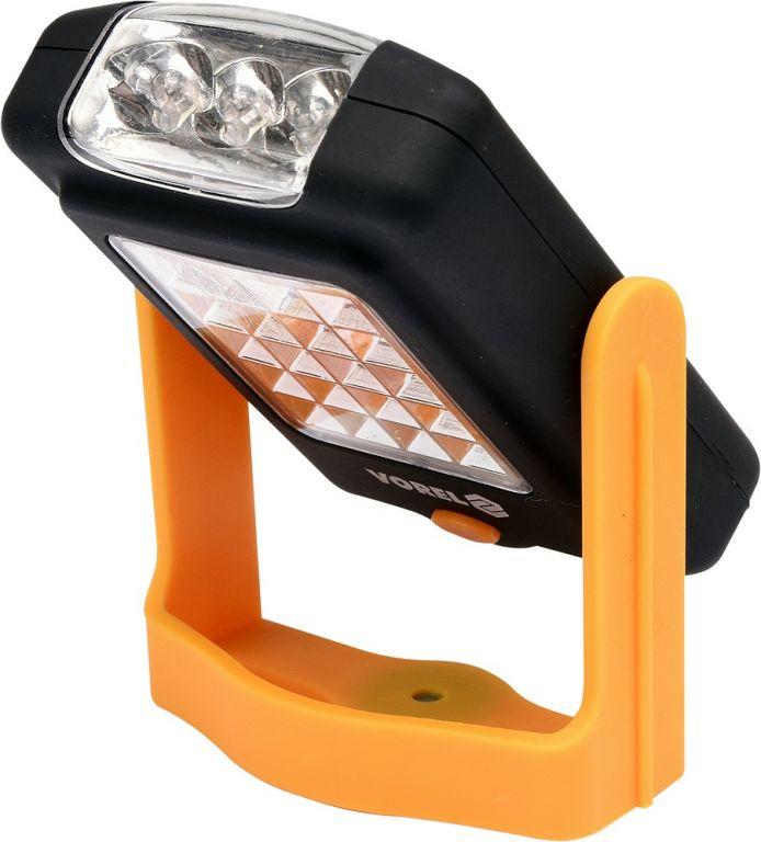 Otočná LED svítilna – 20 + 3  SMD