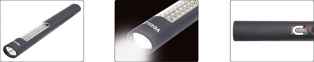 Ruční LED svítilna
