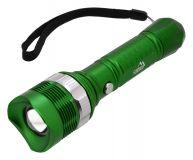 Ruční LED svítilna ZOOM