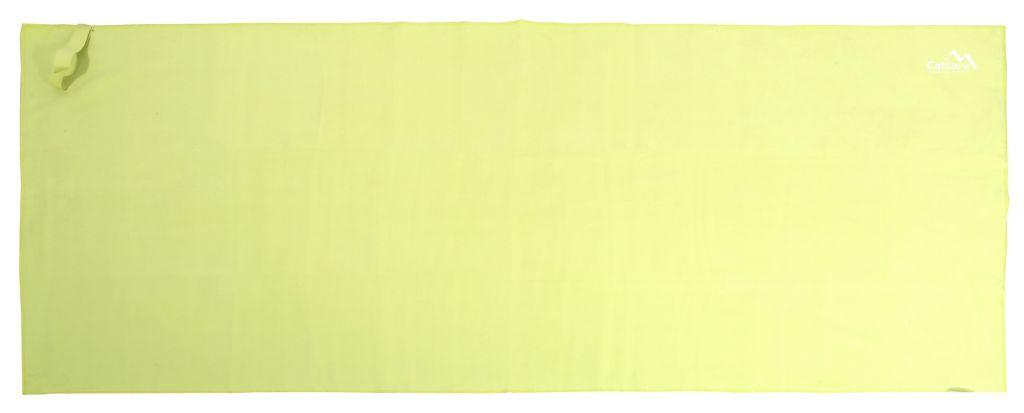Ručník Beach – 80 x 180 cm, zelený