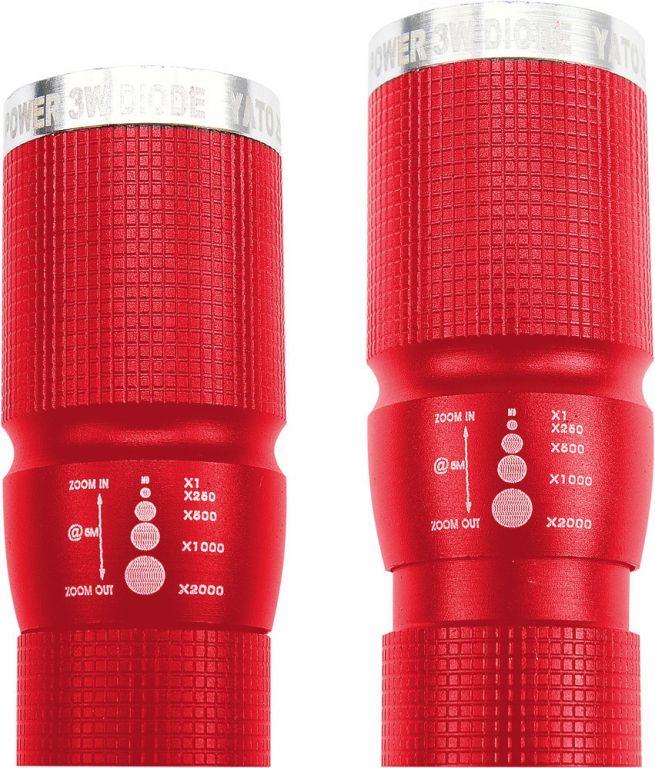 Kapesní svítilna voděodolná – 110 lm
