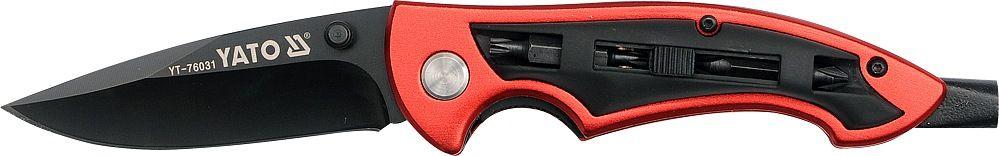 Nůž s bity, 95 mm, 8 bitů