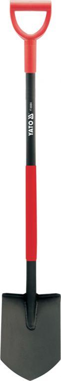 Rýč lisovaný kalený - 120 cm