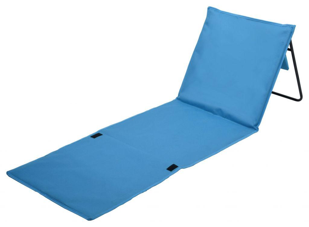 Lehátko skládací KORFU - modré