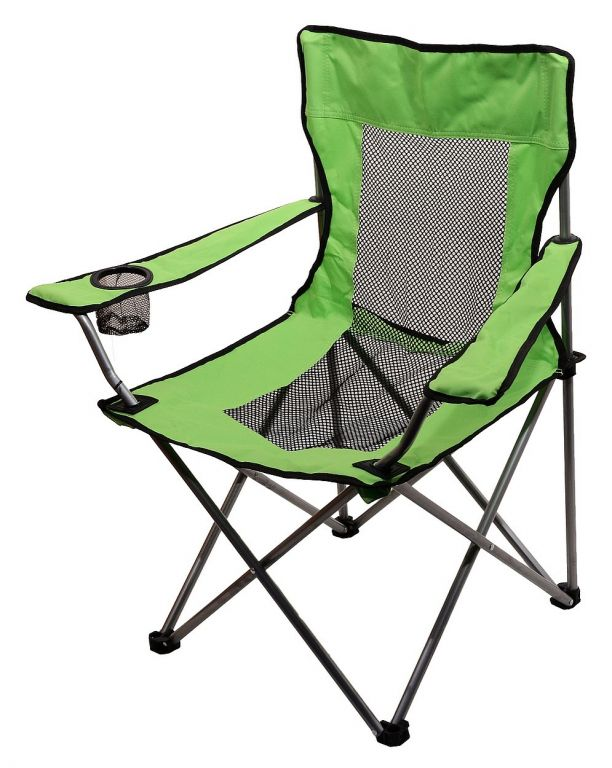 Kempingová skládací židle NET