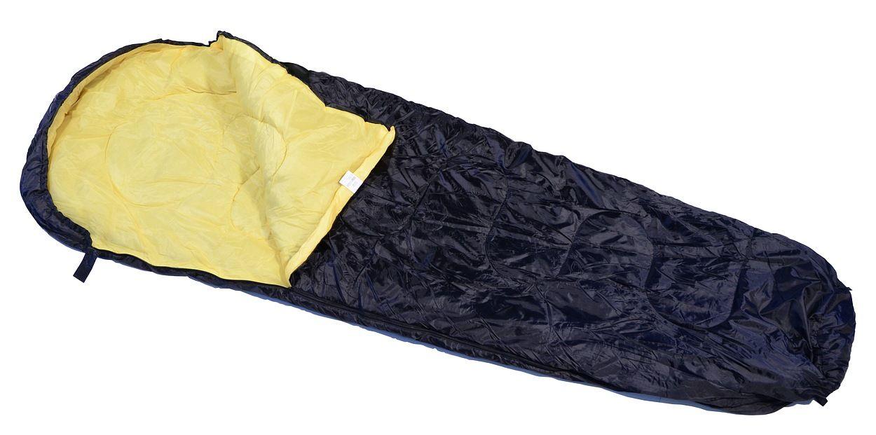 Spací pytel mumie – SOFIA 10°C