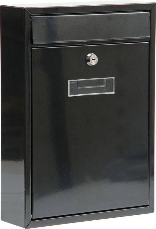 Poštovní schránka - černá