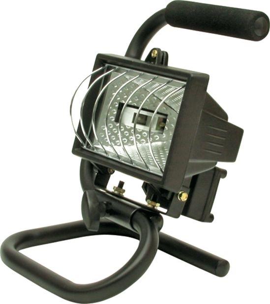 Přenosná halogenová lampa halogenová, 400 W
