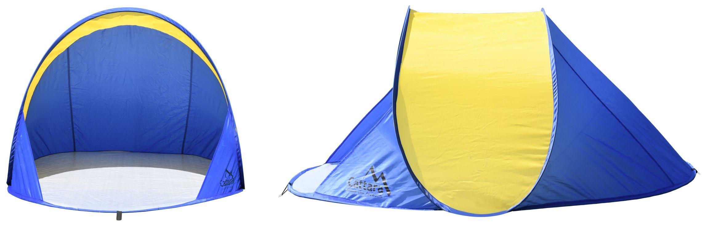 Stan plážový ANCONA 120 x 195 x 85 cm