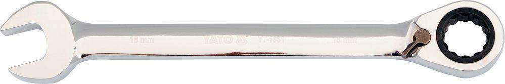Klíč očkoplochý ráčnový 30mm