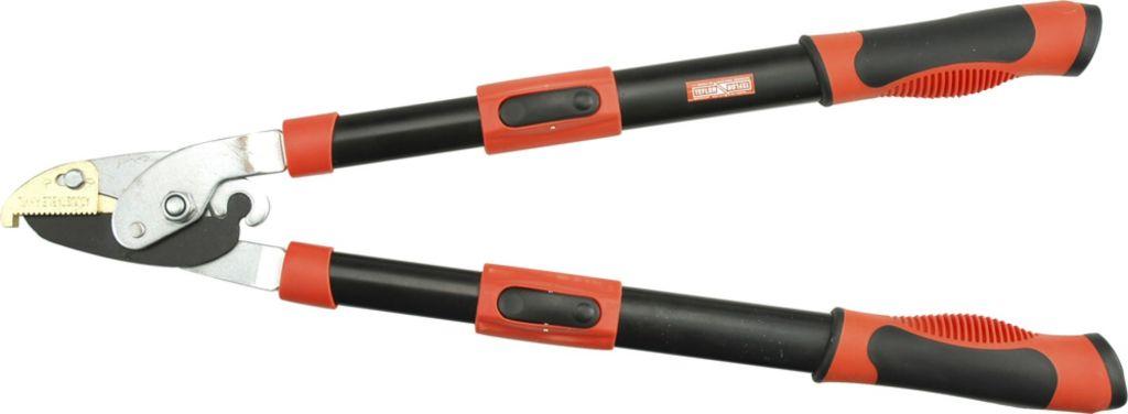 Nůžky na větve teleskop. 640-885mm (průměr 38mm) rovný stříh
