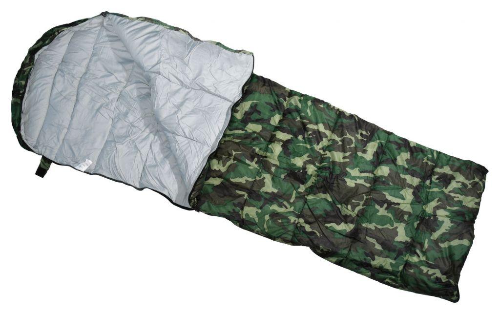 Spací pytel dekový – ARMY 5°C