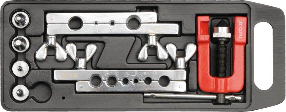 Lisovací nástroj na ruční rozšiřování konců trubek