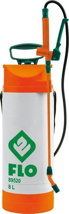 Ruční tlakový postřikovač s manometrem – 8 l