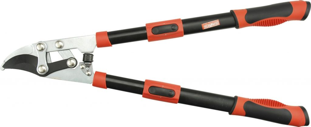 Nůžky na větve teleskop. 690-930mm (průměr 32mm) šikmý stříh