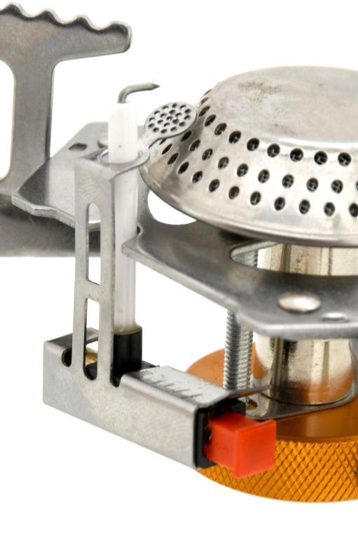Plynový vařič kempingový stojánek