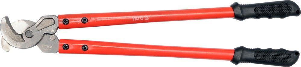 Kleště pákové štípací pr. 250mm2, 580mm