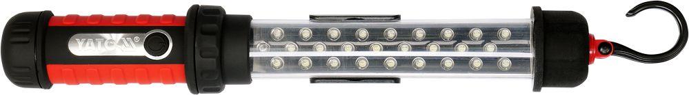 Lampa pracovní 27LED, bezpřívodová, magnet