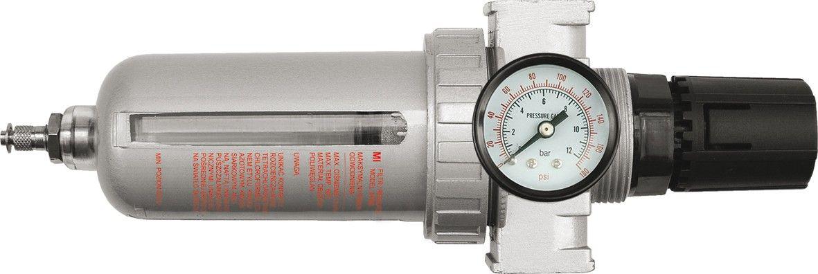 "Regulátor tlaku vzduchu s filtrem 1/2"""