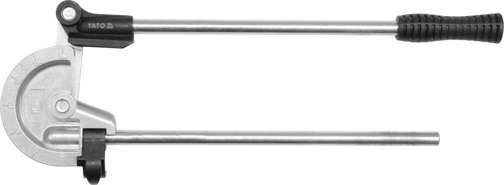 Yato Ohybačka na trubky Al, Cu, 180°, pr. 9/32' - 15mm | YT-21844