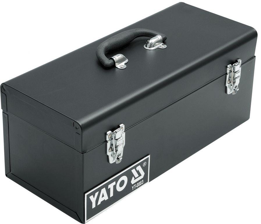 Box na nářadí – kovový