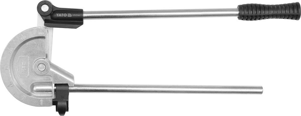 Yato Ohybačka na trubky Al, Cu, 180°, pr. 5/8' - 16mm | YT-21845
