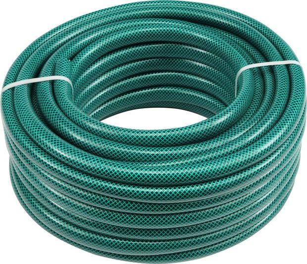 Hadice zahradní zelená - 50 m