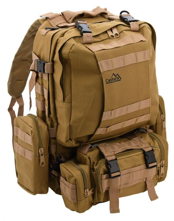 CATTARA 55l ARMY 13866