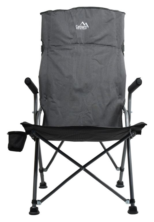 Kempingová skládací židle MERIT XXL - 111 cm