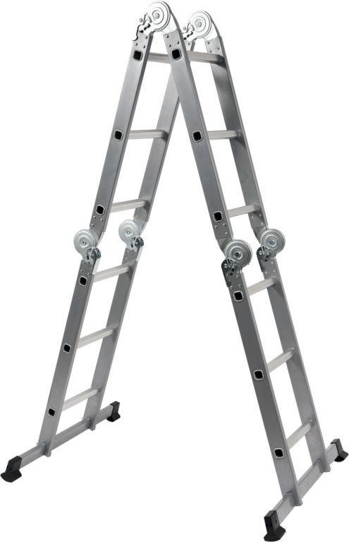 Multifunkční žebřík - 3,4 m