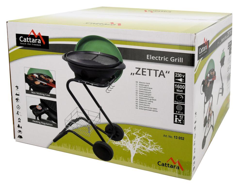 Gril ZETTA elektrický 230V