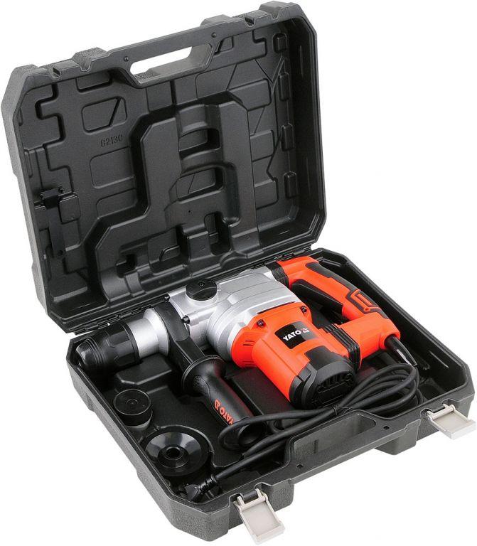 Vrtací kladivo SDS MAX - 1050 W